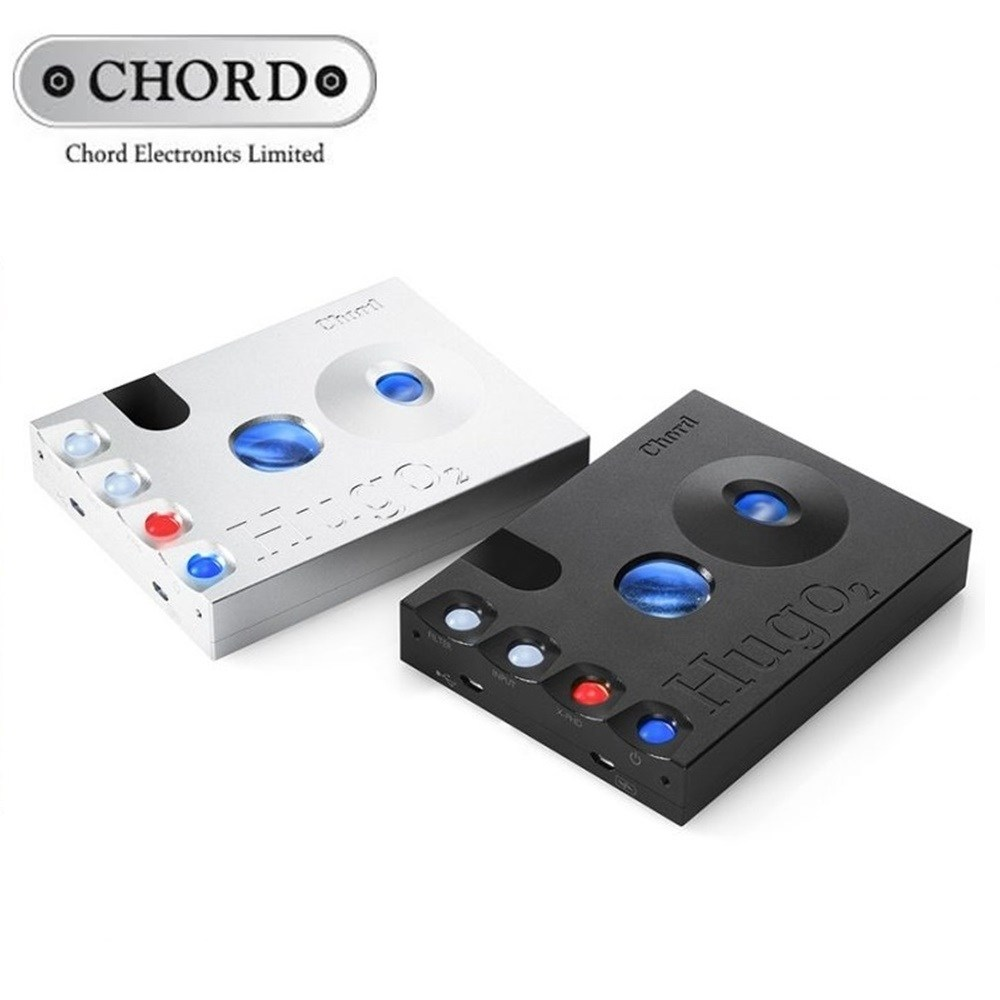 英國Chord Hugo 2 隨身USB DAC耳機擴大機(白色)