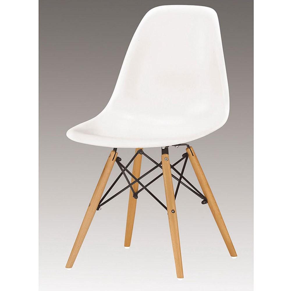 喬蒂餐椅(白)