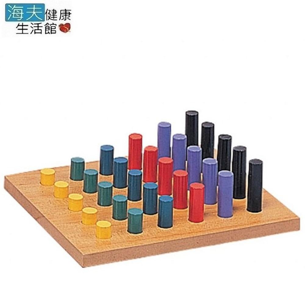 【海夫健康生活館】耀宏 YH247 圓柱插板 木釘插板