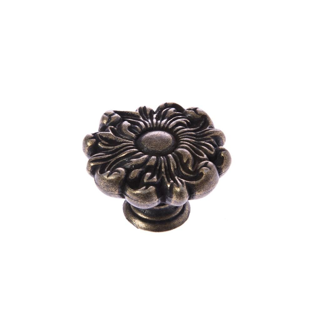 鋅質古銅雕花取手22mmKK1728S