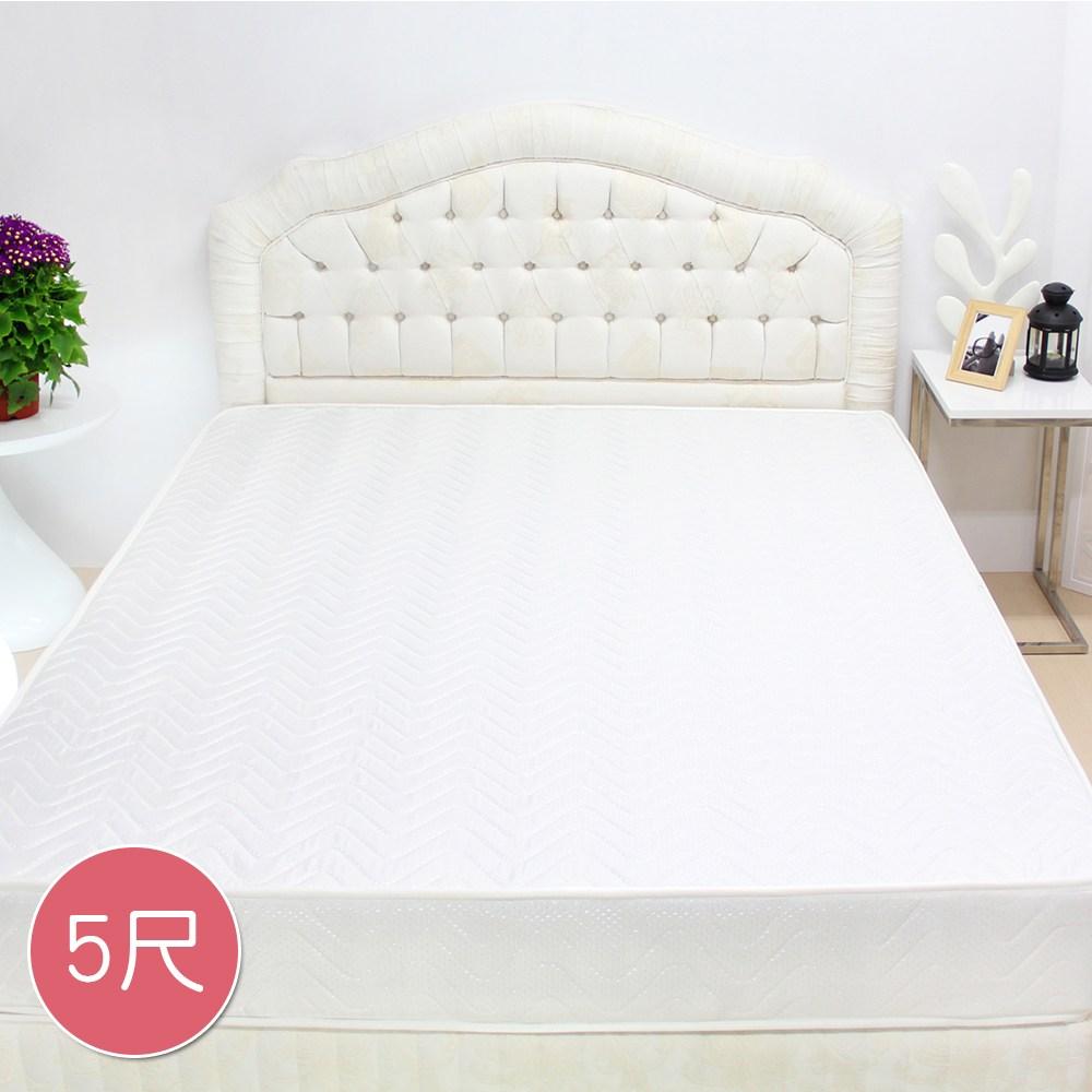 顛覆設計 簡約設計二線獨立筒床墊-雙人5尺