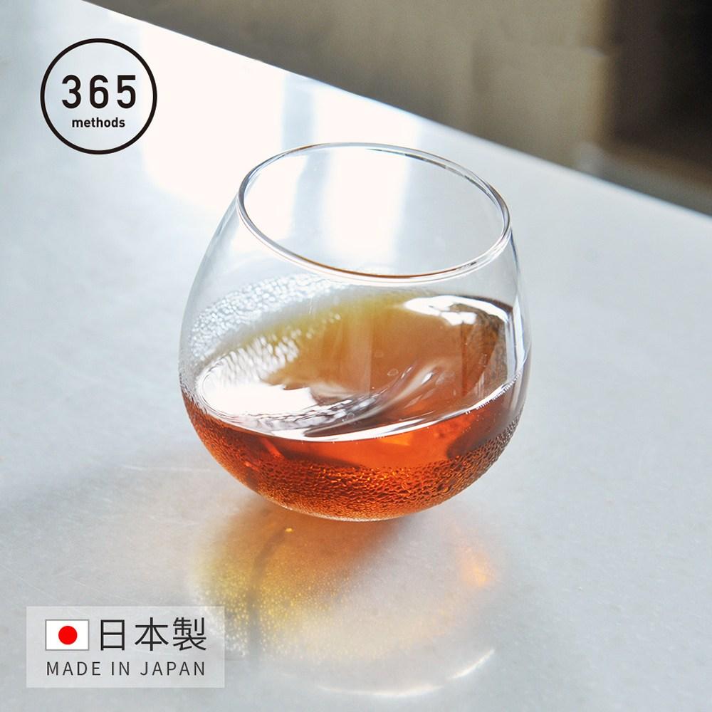 【日本365methods】日製晚酌微醺搖曳玻璃杯-320ml 單一規格