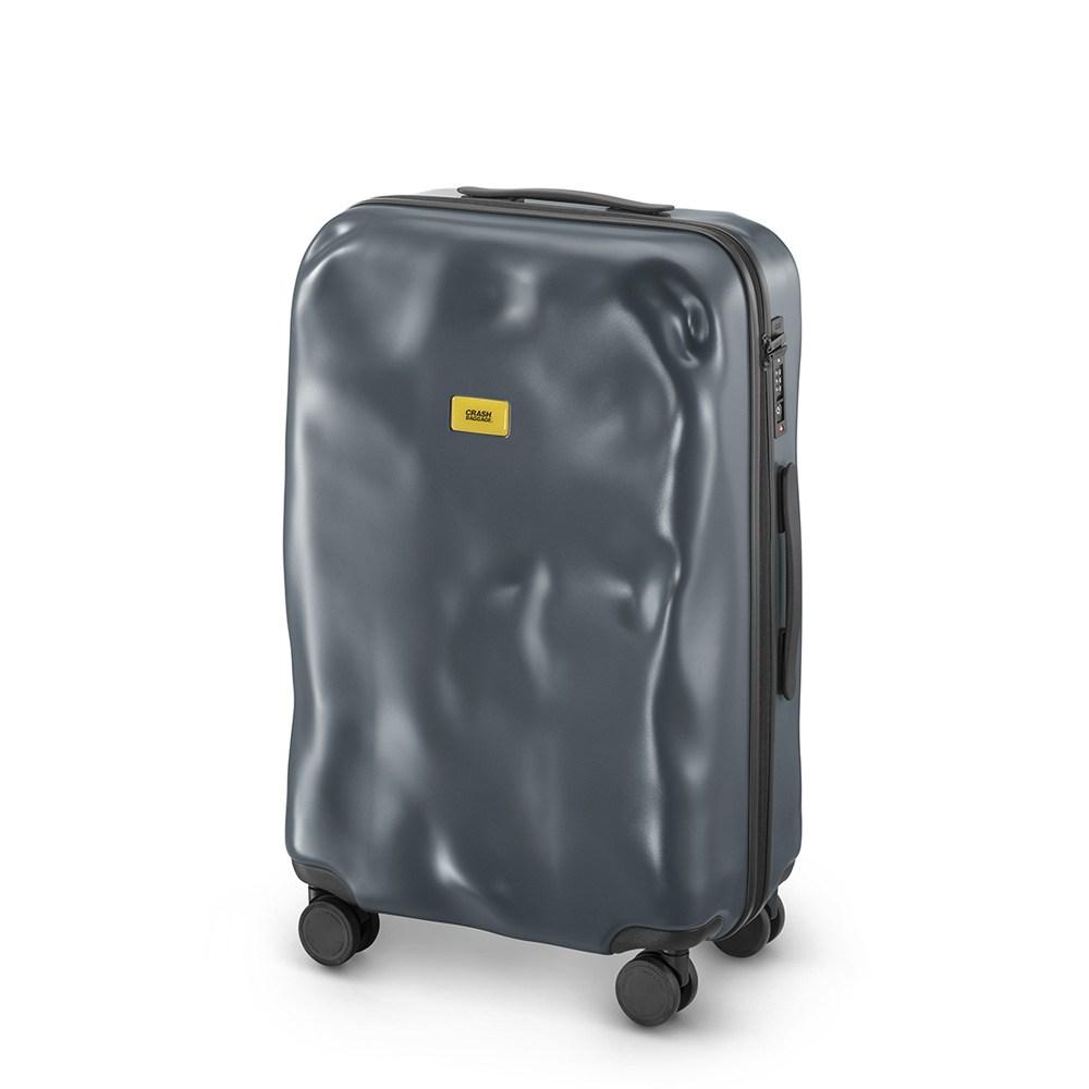 Crash Baggage Icon 中型行李箱25吋-深灰
