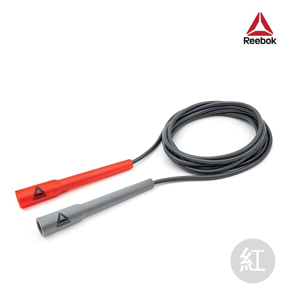Reebok-輕量訓練型跳繩(紅)