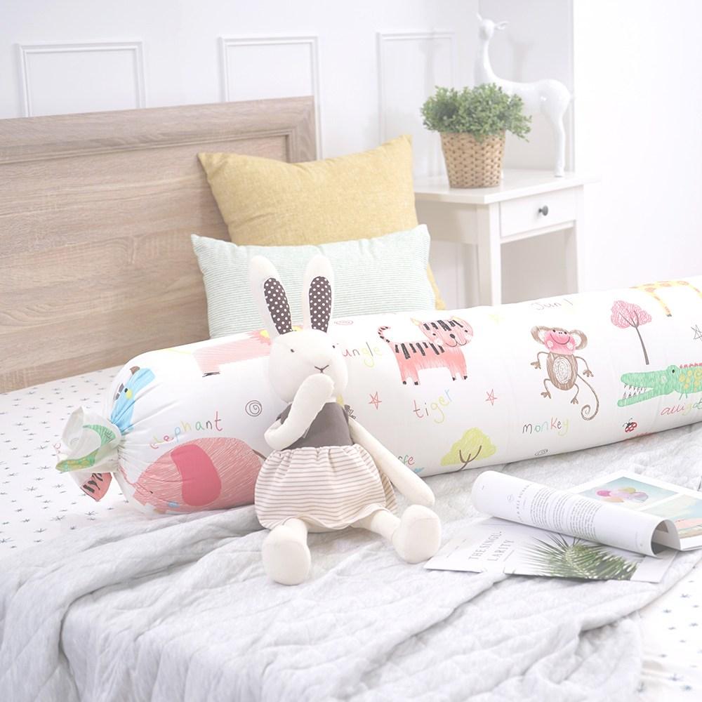 IN HOUSE-夢幻動物園糖果長抱枕