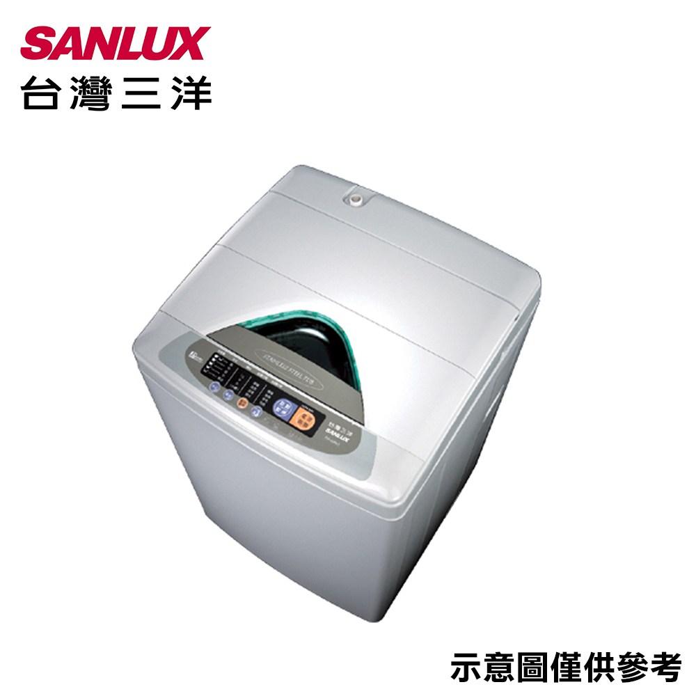 【台灣三洋SANLUX】9kg單槽洗衣機SW-928UT8