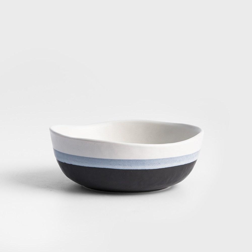 WAGA 日式 灰色地帶12.2cm陶瓷小湯碗