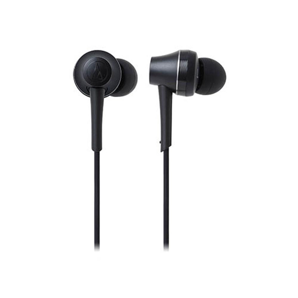 鐵三角 ATH-CKR75BT 黑 藍芽頸掛式耳道式耳機 可夾式