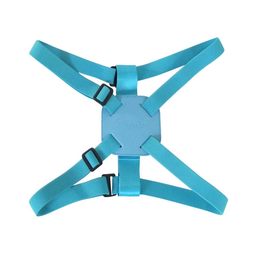 【Gyrate】X型行李束帶(GY_X_B湖水藍)