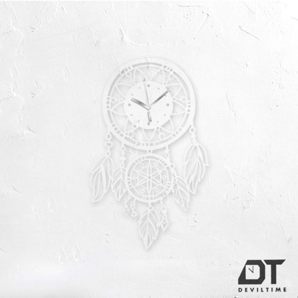 DT Time童話木質系列時鐘- 捕夢網