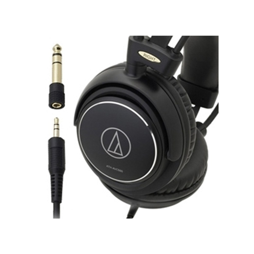 鐵三角 ATH-AVC500 密閉式動圈型耳機 躍動感音色