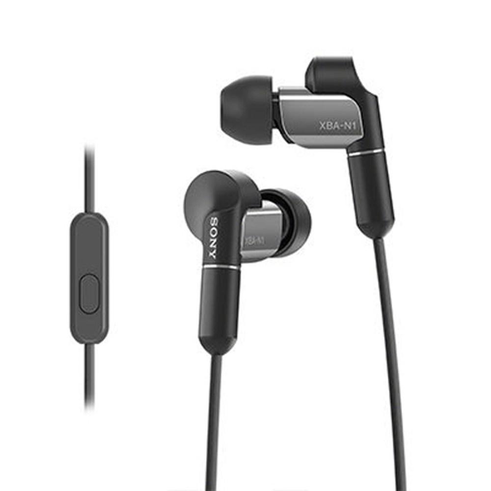 SONY XBA-N1AP 入耳式耳機 HD混合式驅動系統