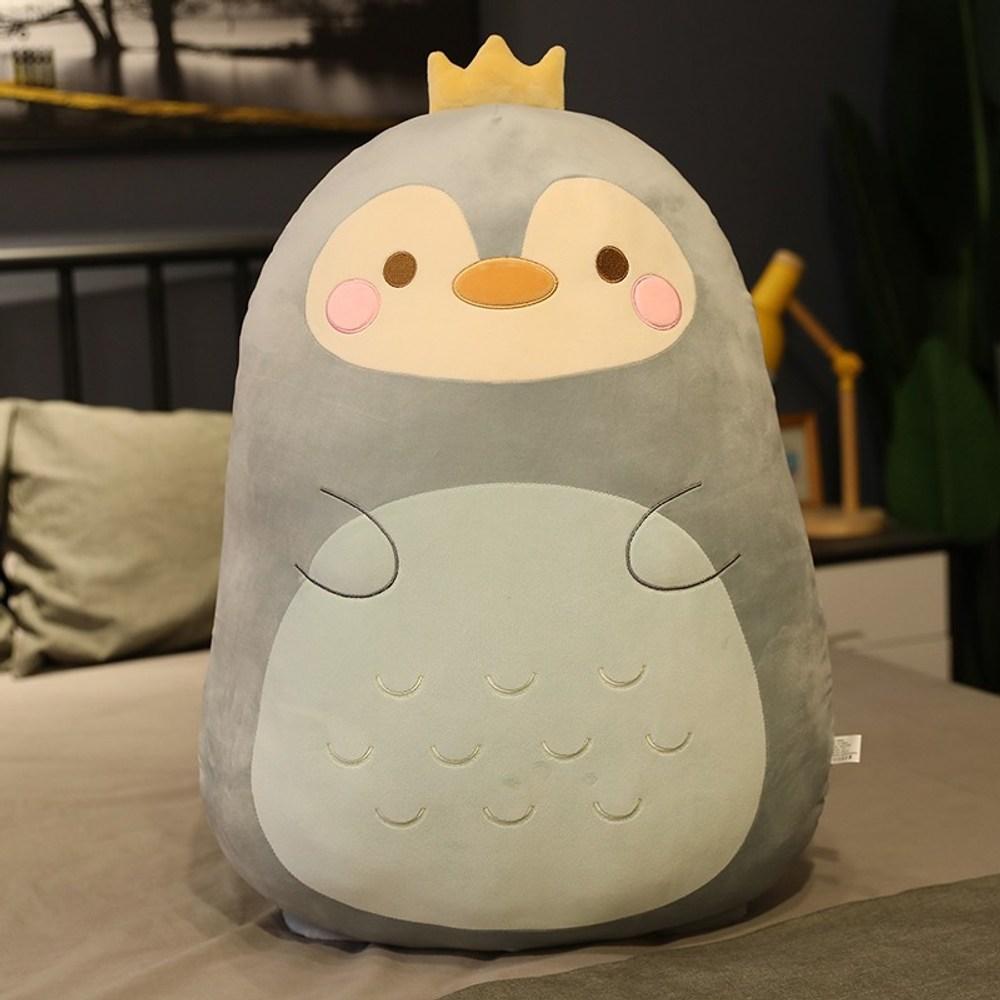 哥吉啦啦怪獸玩偶 【企鵝】造型抱枕  棉床本舖