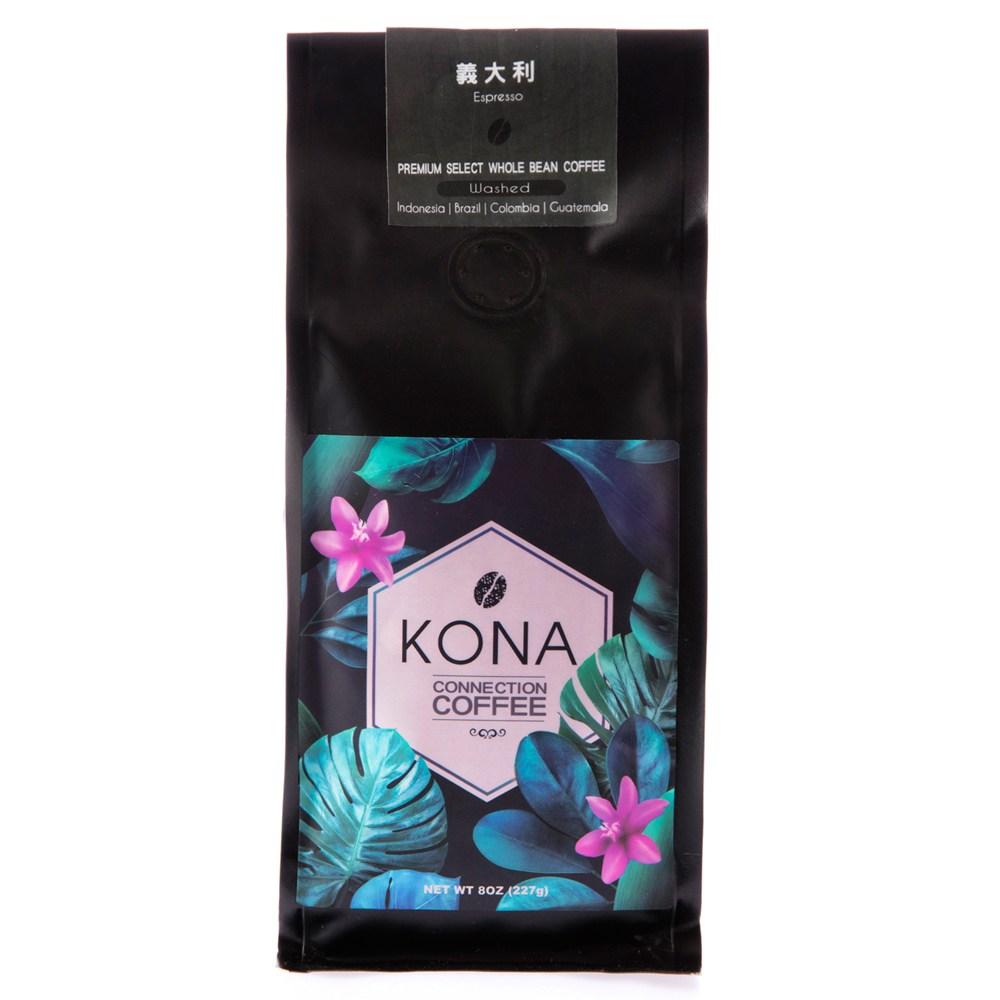 可娜 行家單品咖啡豆 義大利 227g 水洗 KONA COFFEE