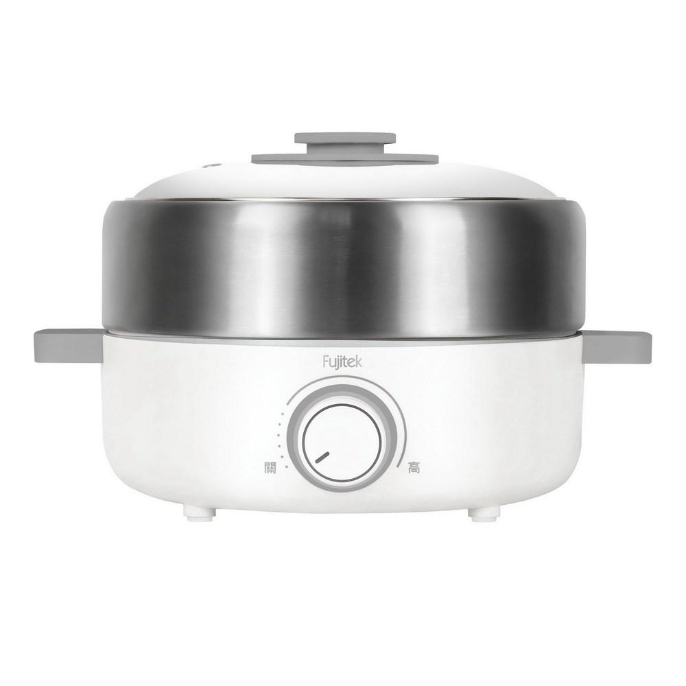 FUJITEK 2公升不銹鋼電火鍋FTP-LN100