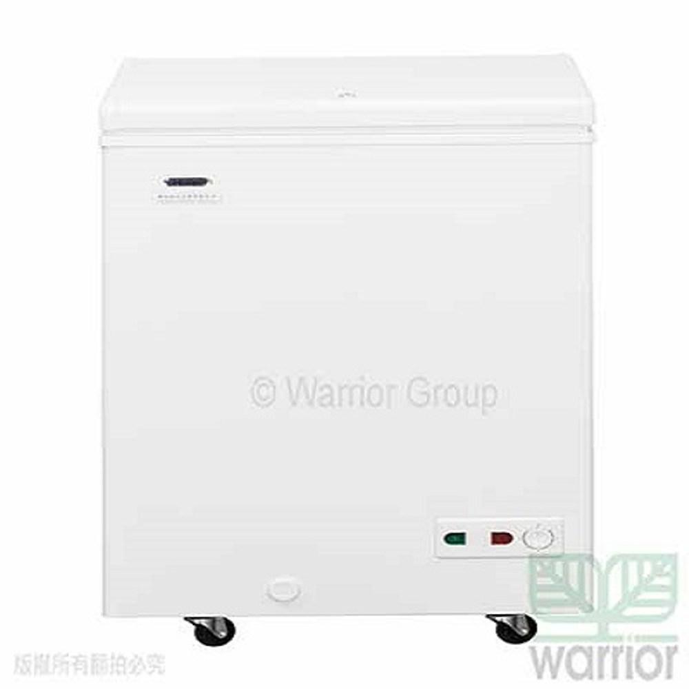 Haier 海爾 1尺9 密閉臥式冷凍櫃 HCF-102