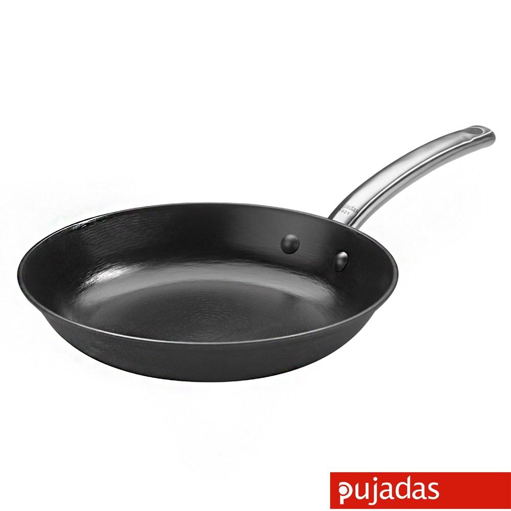 西班牙Pujadas 輕量鐵平底鍋24cm