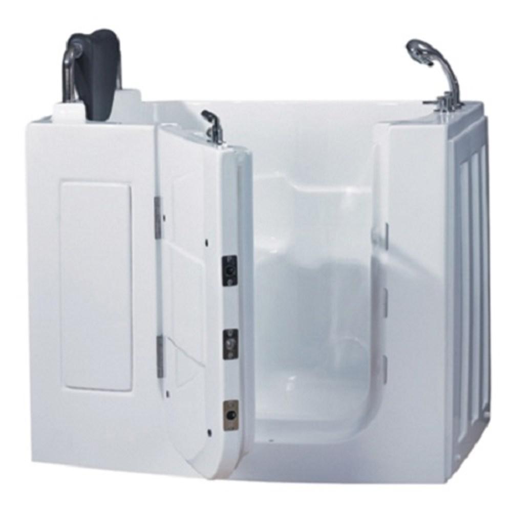 【海夫】開門式浴缸108-A 基本款 (110*68*92cm)