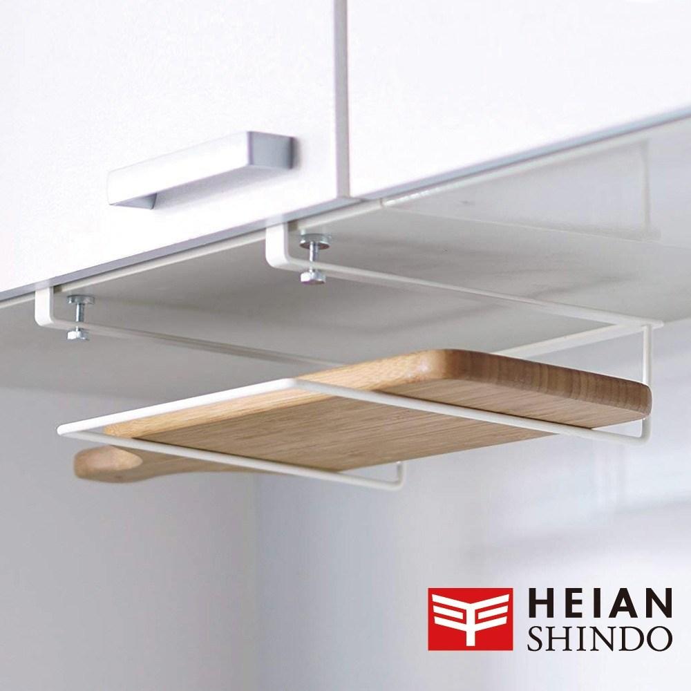 日本【平安伸銅 】SPLUCE免工具櫥櫃砧板吊架SPH-1免工具櫥櫃砧板吊架SPH-1
