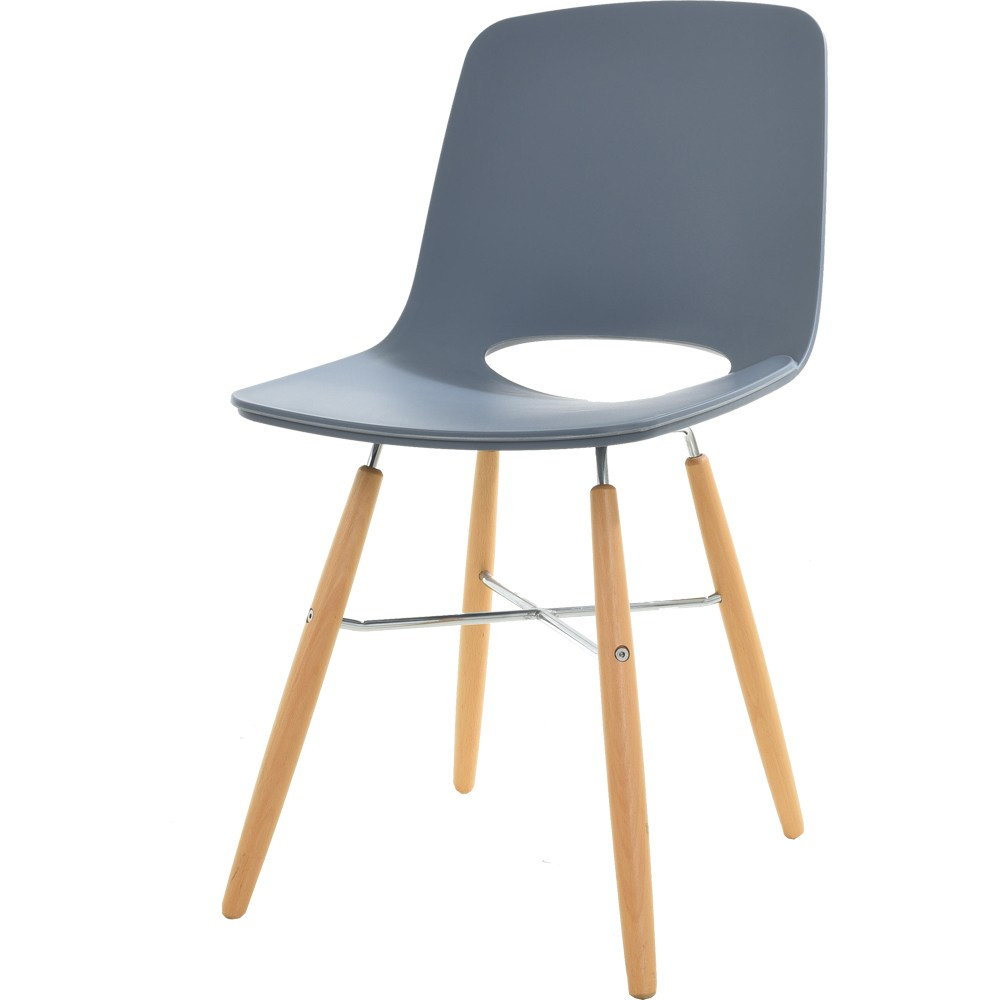 【YOI傢俱】歐特椅-灰