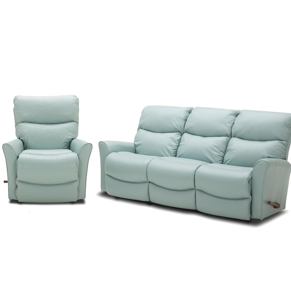 (組)La-Z-Boy 3人+1人休閒椅 P33765+10T765 XL528780