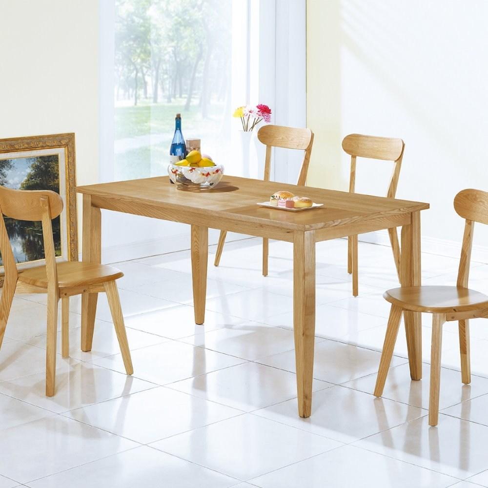 【MUNA 家居】法布斯4.6尺餐桌(不含椅)