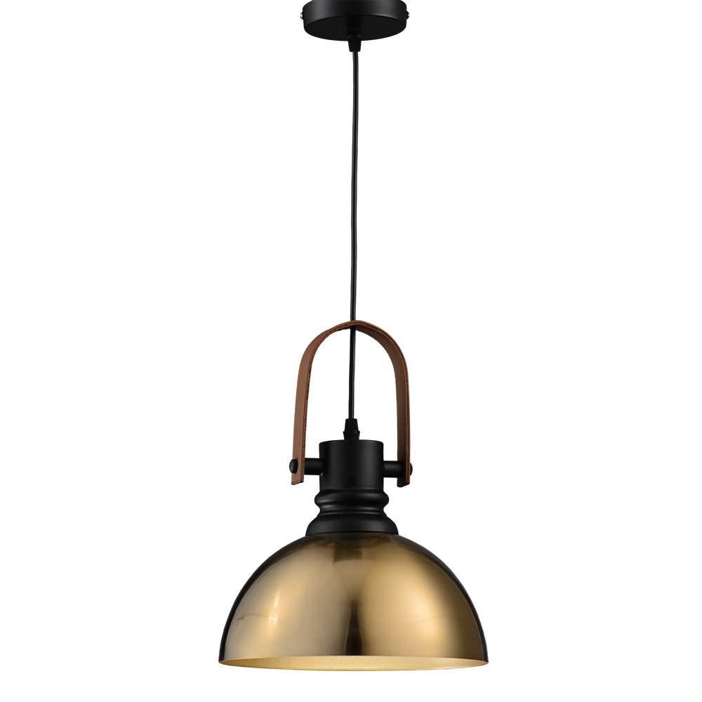 【Honey Comb】北歐工業風銅本金單吊燈(C9923)