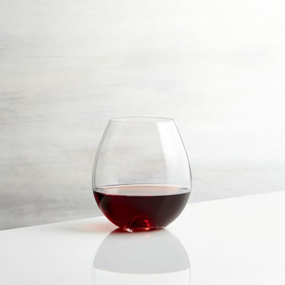 Crate&Barrel Lulie 玻璃杯 635ml