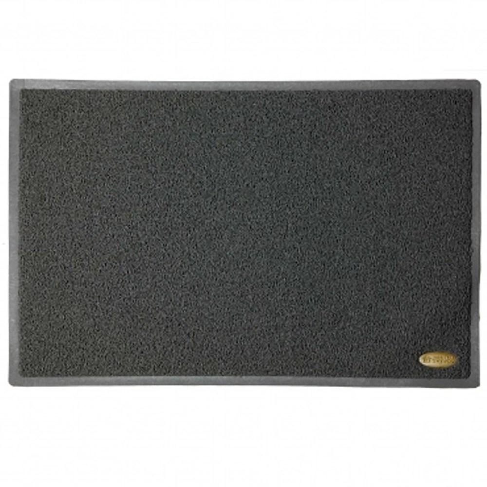 刮泥門墊(台灣製)60x90公分灰