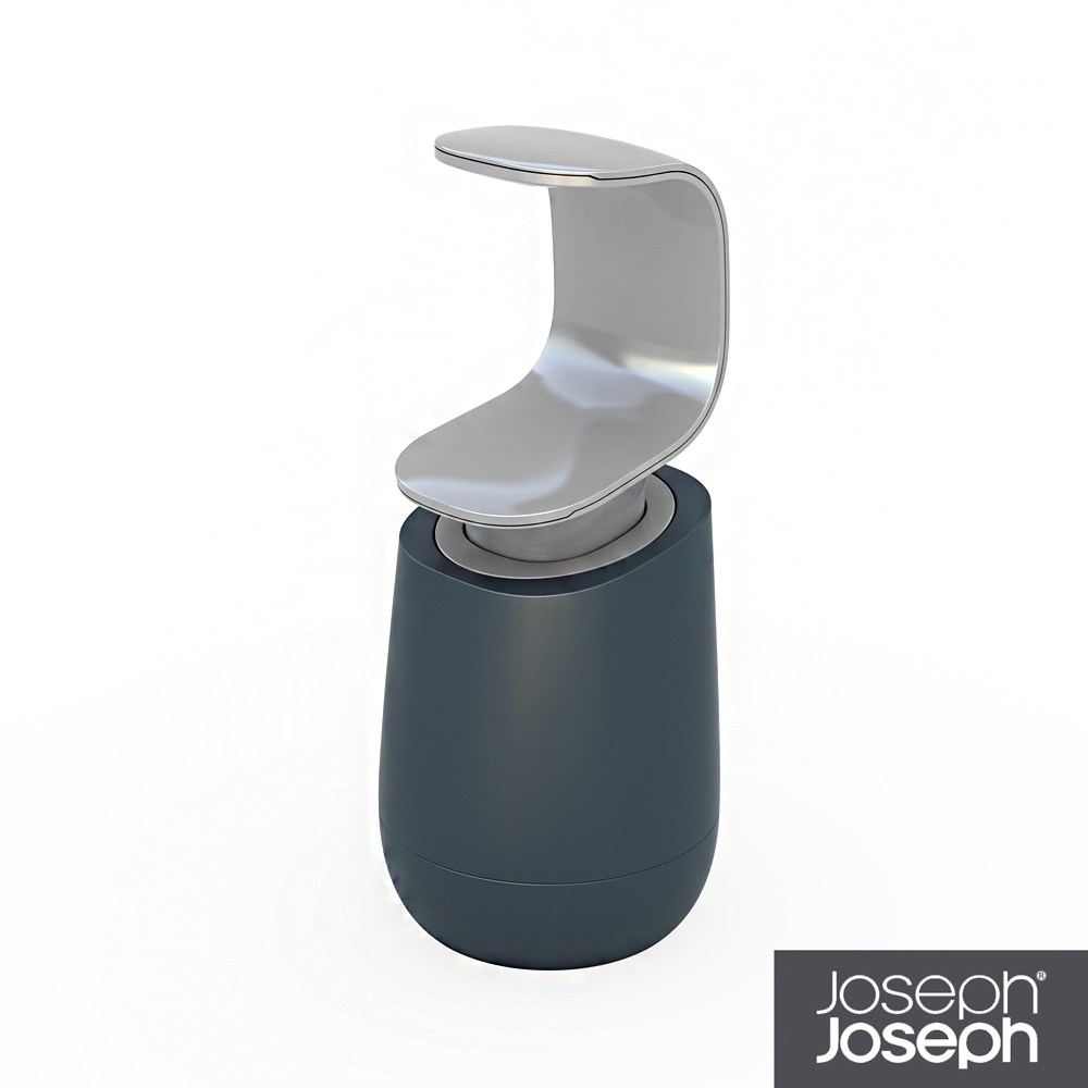【Joseph Joseph】好順手擠皂瓶(灰)