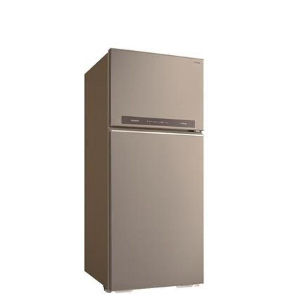 (含標準安裝)【三洋】580公升雙門變頻冰箱 SR-C580BV1B