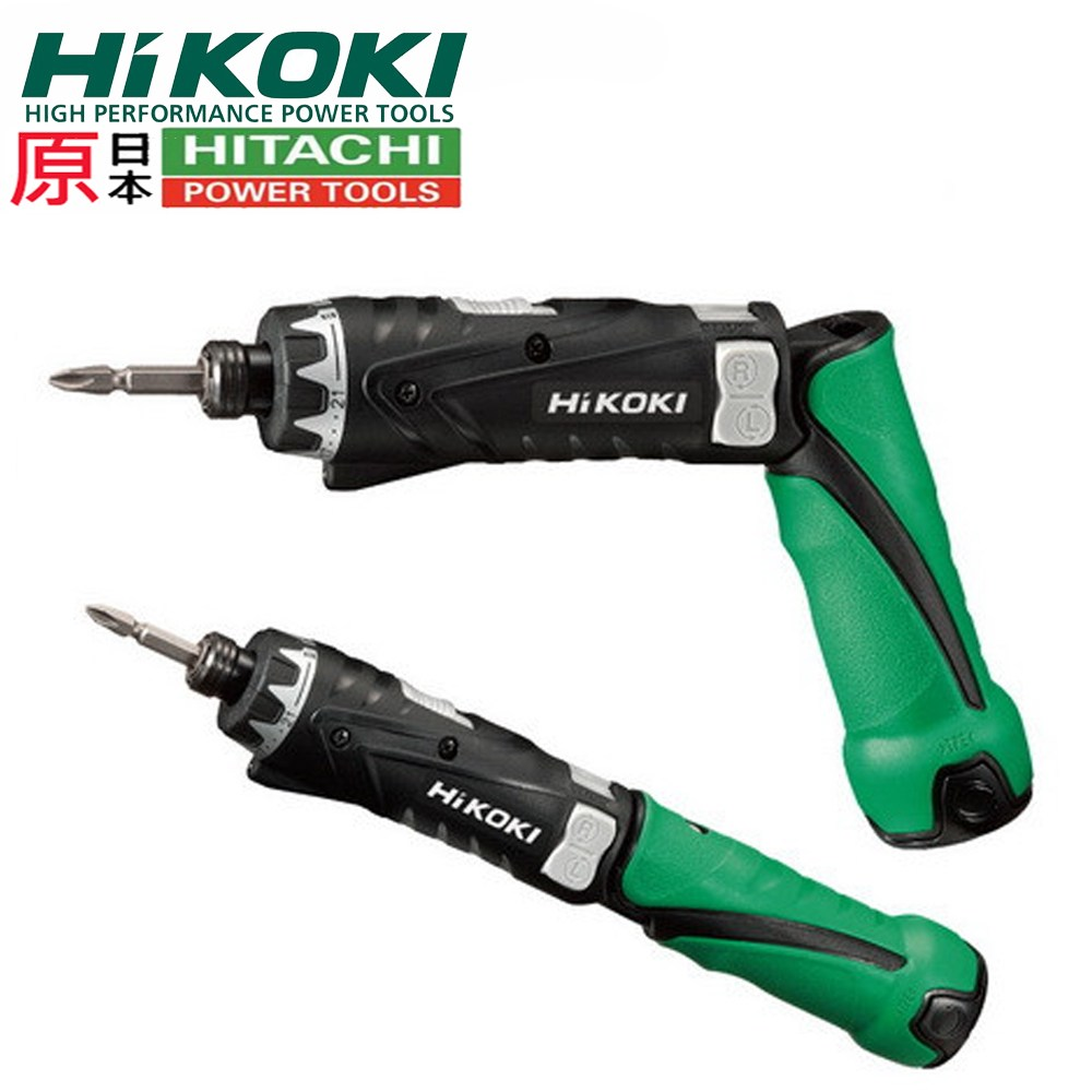 【HIKOKI 銲固力】 DB3DL2 單鋰電起子機(HITACHI 更名)