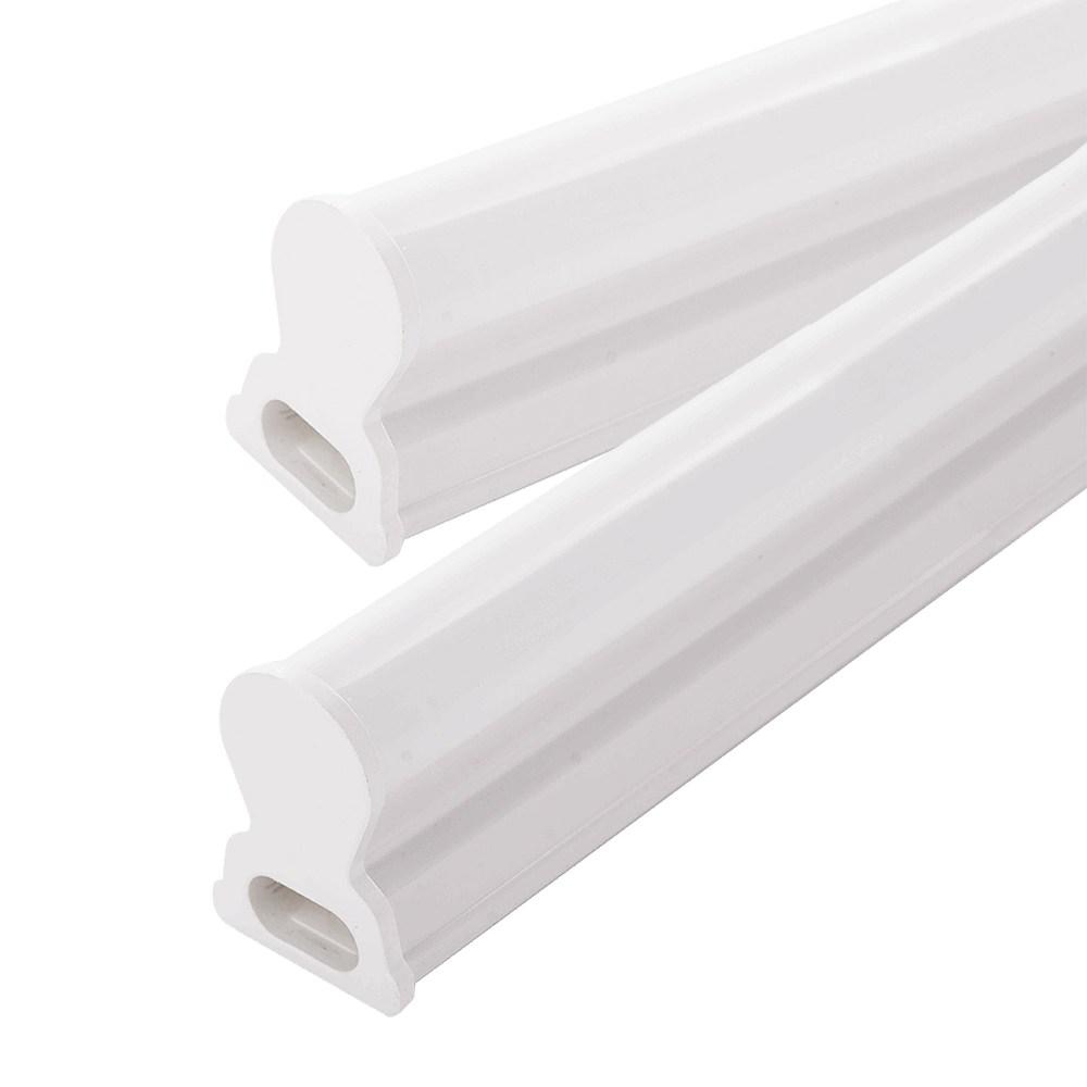 (組)LightnessLED調光T5支架燈4呎18W白光+黃光