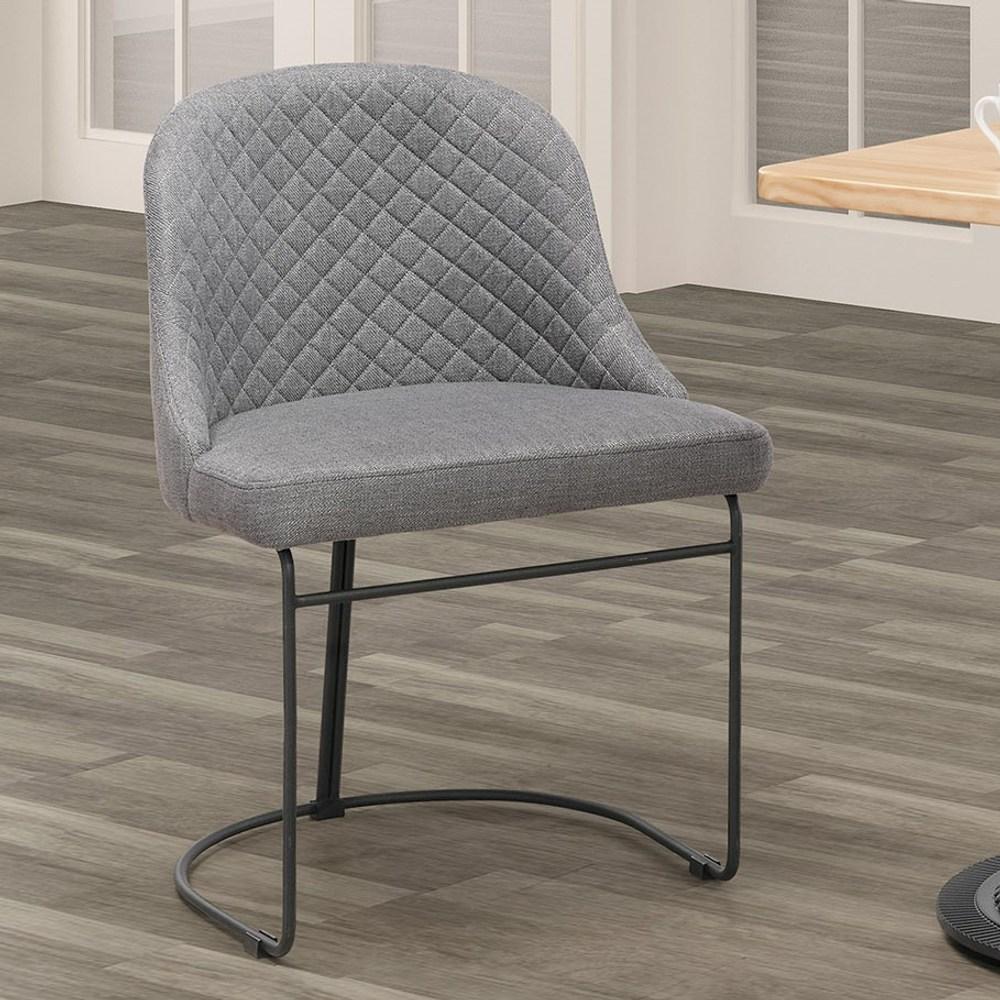 多倫多灰色造型餐椅