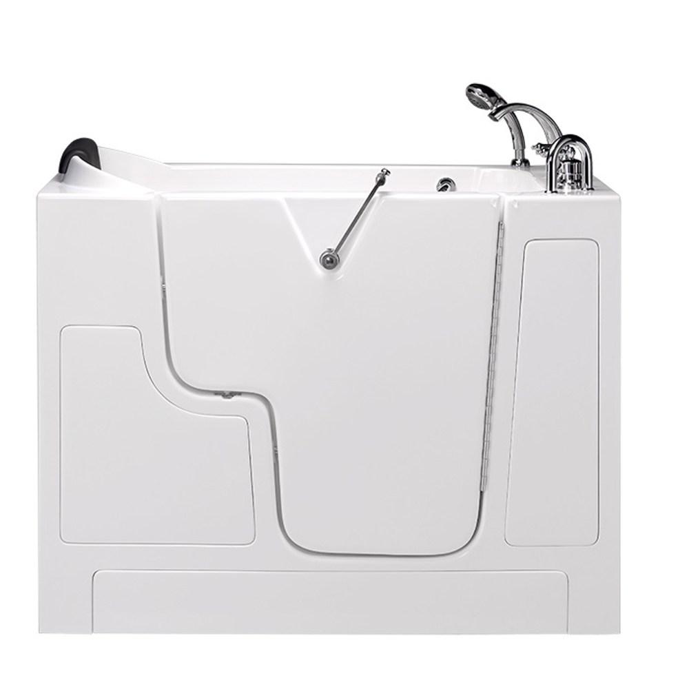 【海夫】外開式 大開口 輪椅款開門式浴缸052_132*755*101