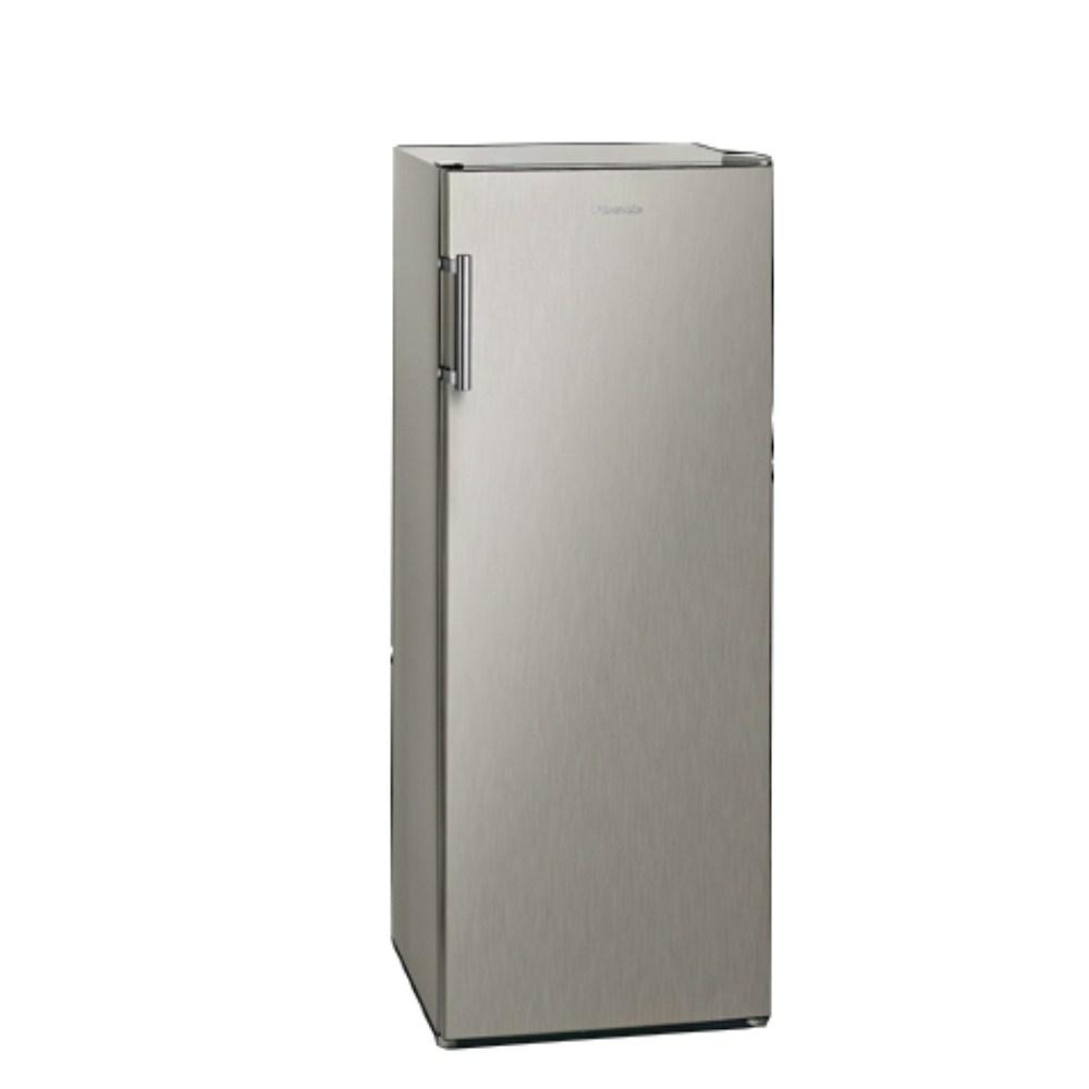 國際牌170公升直立式無霜冷凍櫃NR-FZ170A-S