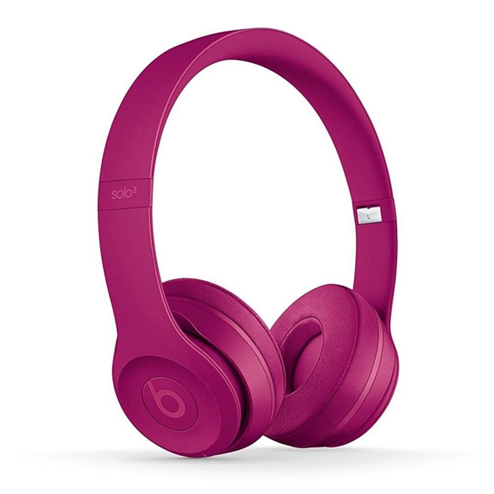 Beats Solo3 Wireless 深磚紅 藍牙無線降噪耳罩式耳機
