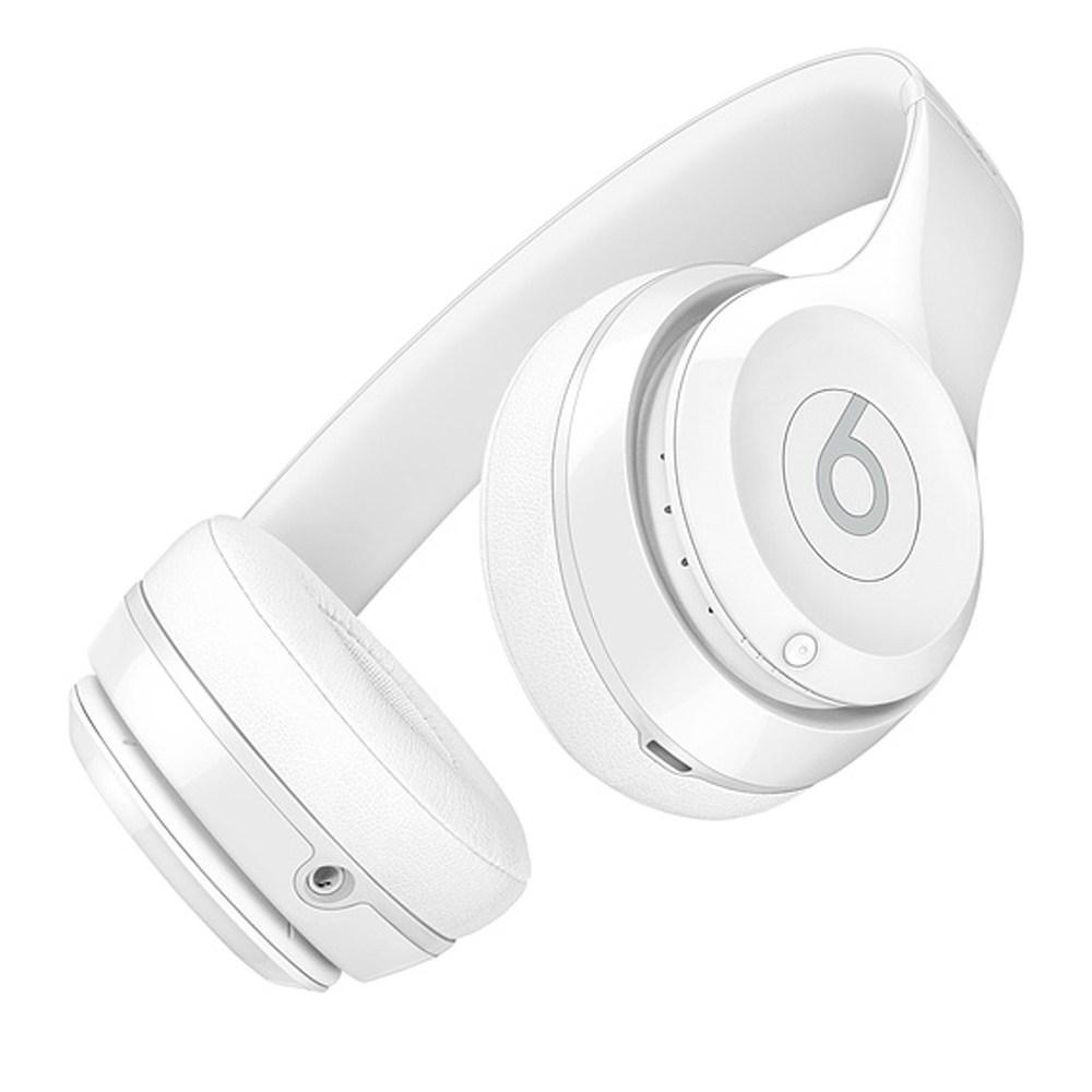 Beats Solo3 Wireless 白色 藍牙無線降噪耳罩式耳機