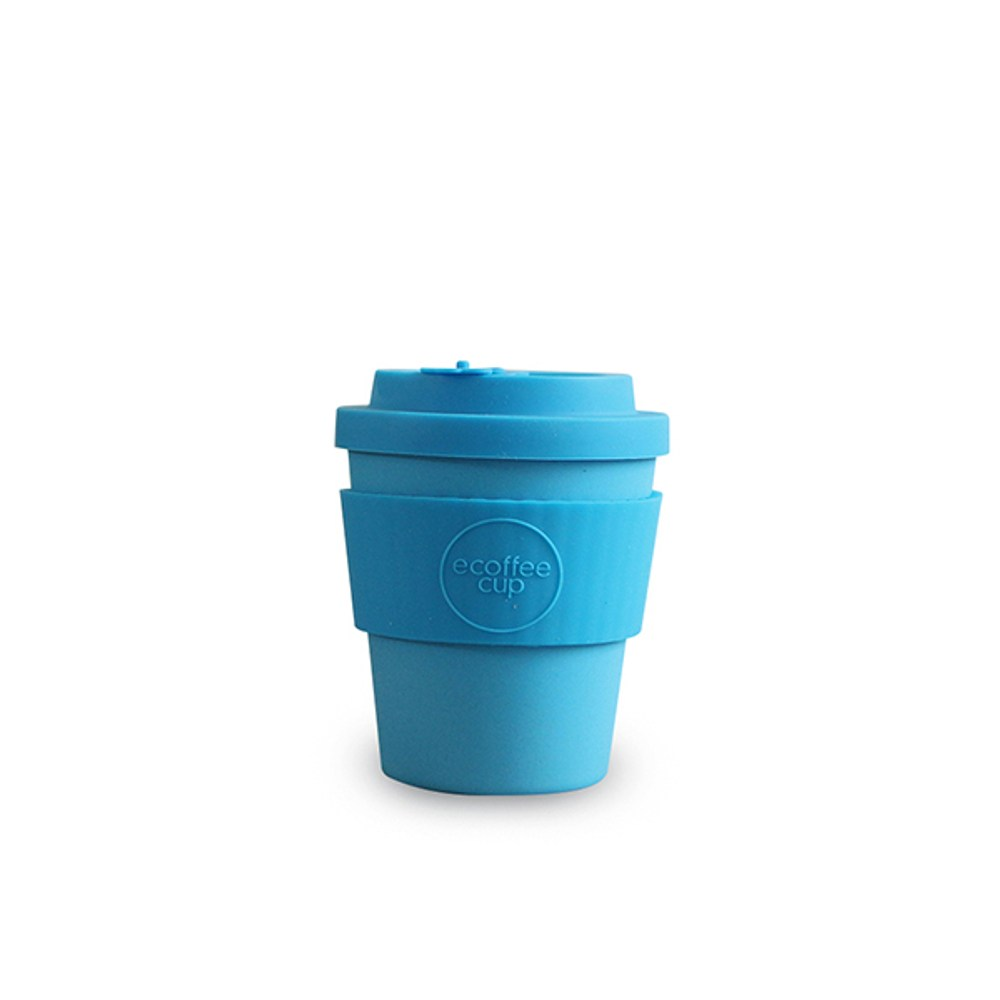 Ecoffee Cup|環保隨行杯8oz(大海藍)