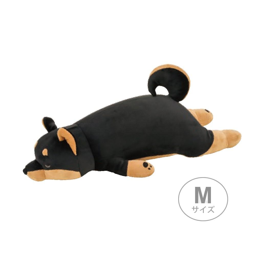 NEMU NEMU  黑柴犬小鐵中抱枕