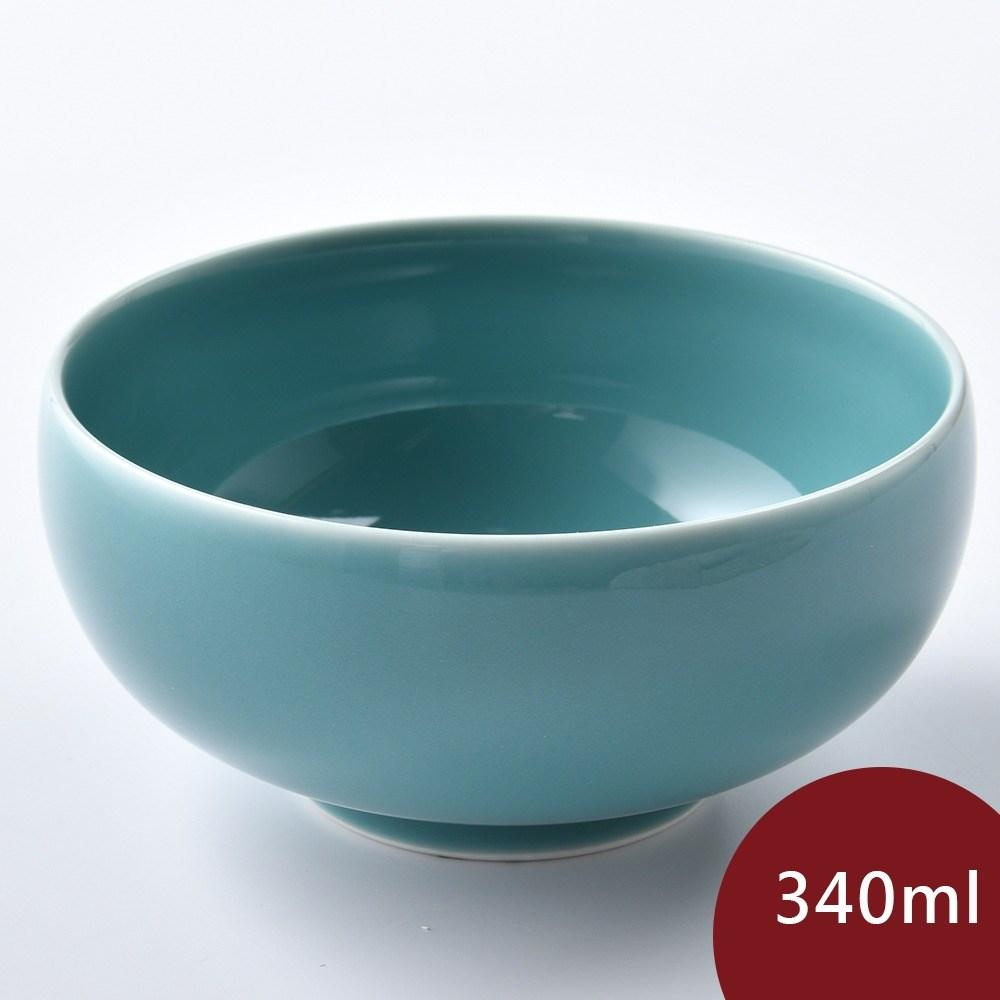 Hakusan 白山陶 飯碗 青磁 340ml