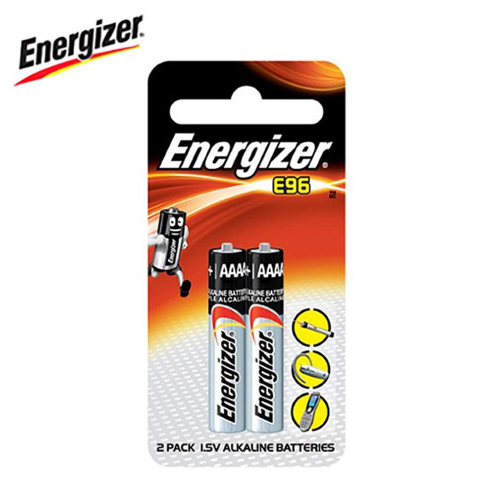 Energizer 勁量 鹼性電池6號8入