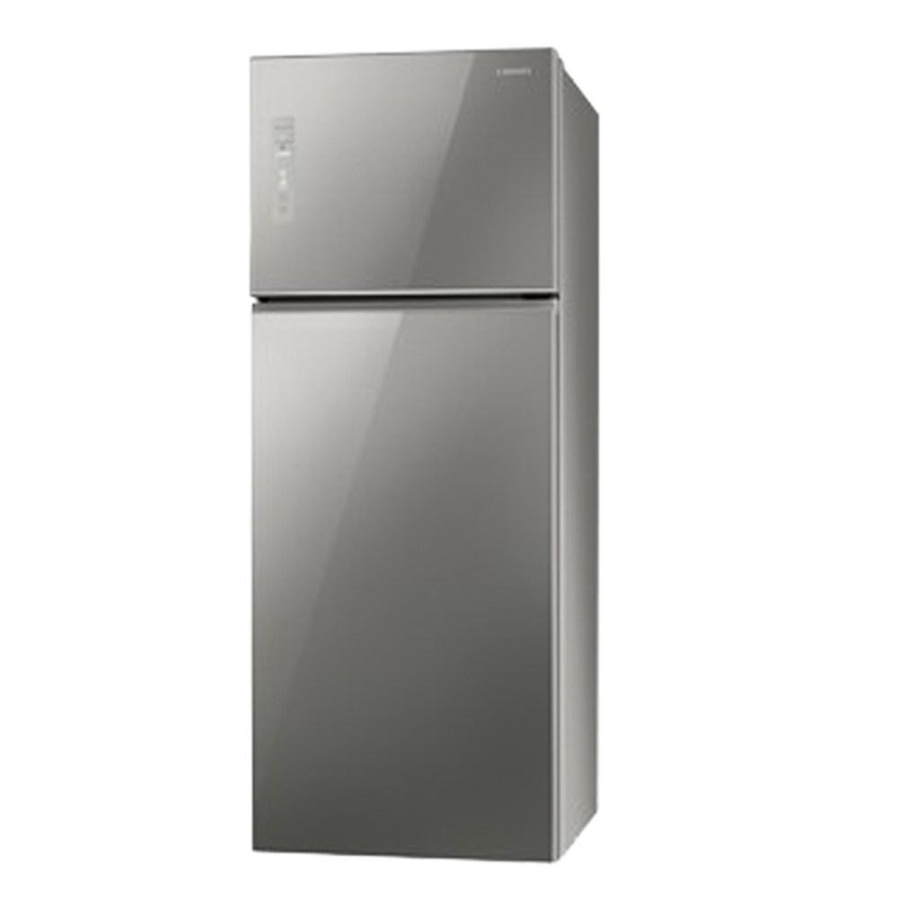 【CHIMEI奇美】485L 二門智能省電變頻冰箱 UR-P48GB1