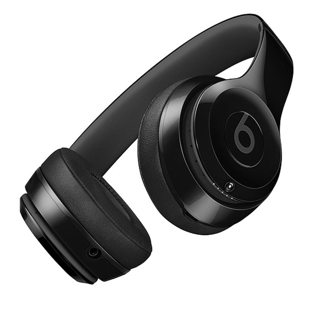 Beats Solo3 Wireless 亮面黑 藍牙無線降噪耳罩式耳機
