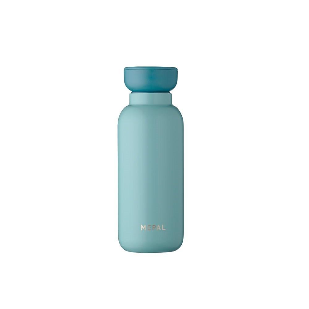 荷蘭 Mepal ice-soda保溫瓶350ml-湖水綠