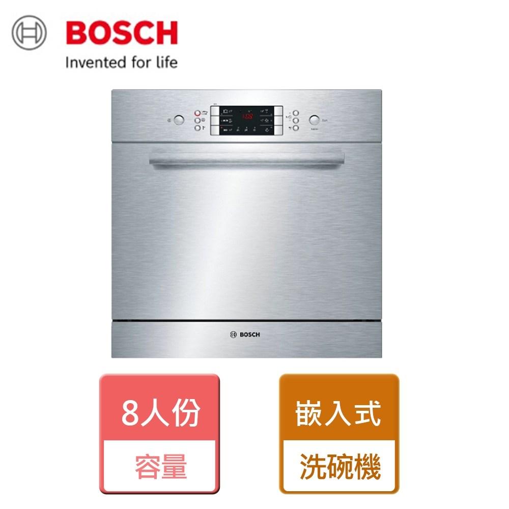 【BOSCH 博世】嵌入式洗碗機-無安裝服務-SCE64M65EU