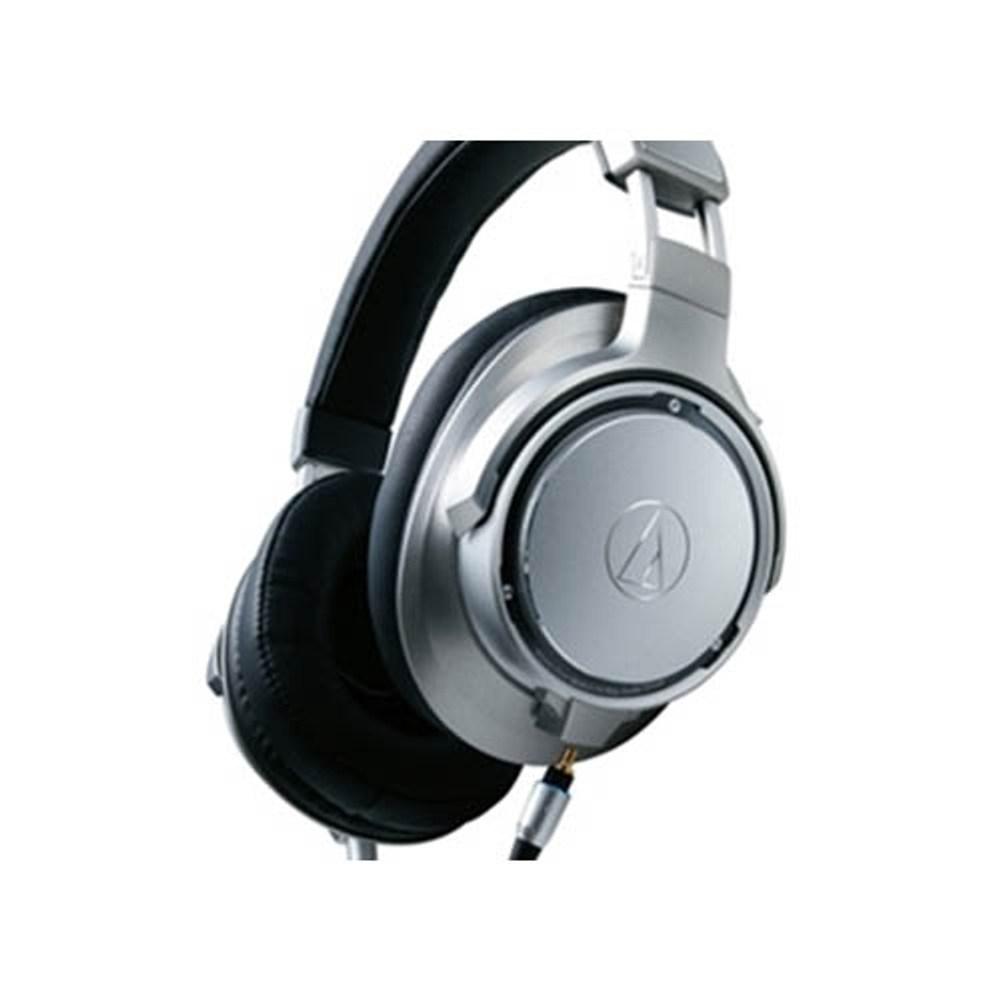 鐵三角 ATH-SR9 高解析攜帶可拆式耳罩式耳機 換線耳麥