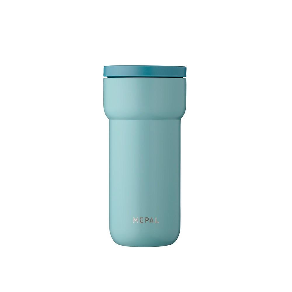 荷蘭 Mepal 醇香保溫杯375ml-湖水綠