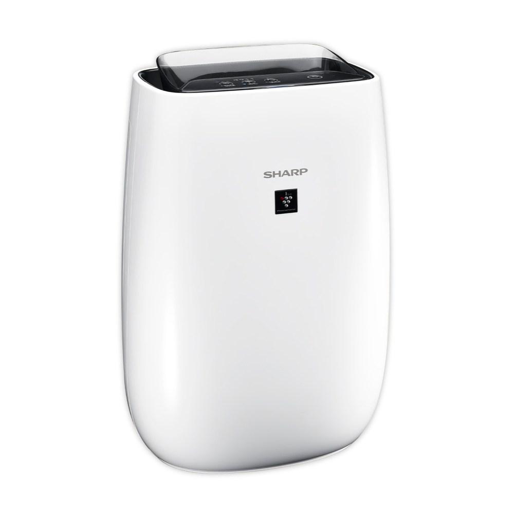 【SHARP夏普】自動除菌離子空氣清淨機 FU-J50T-W