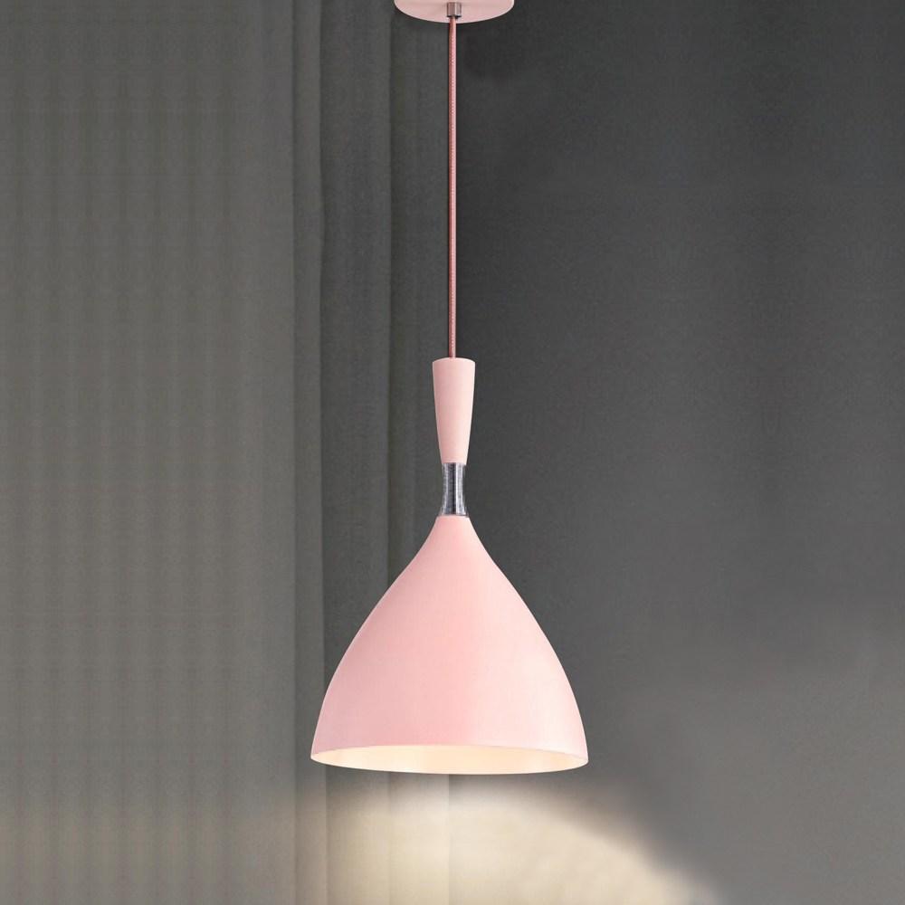 【大巨光】馬卡龍風吊燈_小(LW-09-3601)